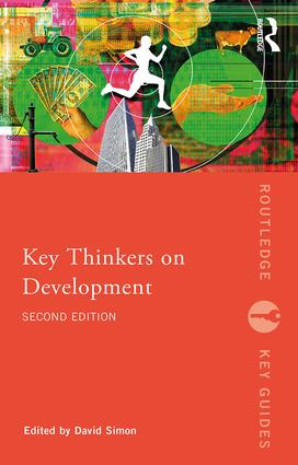 Key Thinkers on Development: 2nd Edition (Paperback) book cover