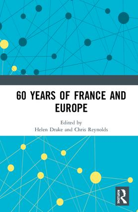 60 years of France and Europe book cover