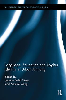 Language, Education and Uyghur Identity in Urban Xinjiang: 1st Edition (Paperback) book cover