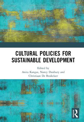 Cultural Policies for Sustainable Development book cover