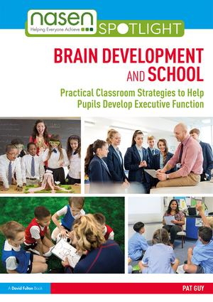 Brain Development and School: Practical Classroom Strategies to Help Pupils Develop Executive Function book cover