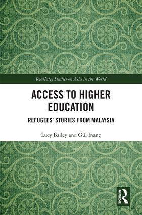 Access to Higher Education: Refugees' Stories from Malaysia book cover