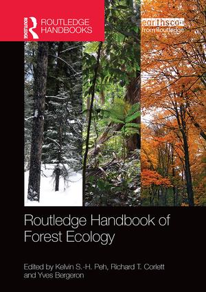 Routledge Handbook of Forest Ecology: 1st Edition (Paperback) book cover