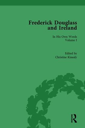 Frederick Douglass and Ireland: In His Own Words book cover