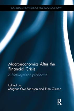 Macroeconomics After the Financial Crisis