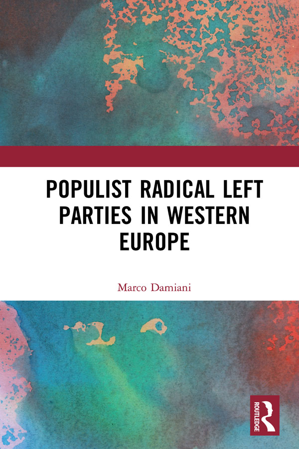 Populist Radical Left Parties in Western Europe book cover