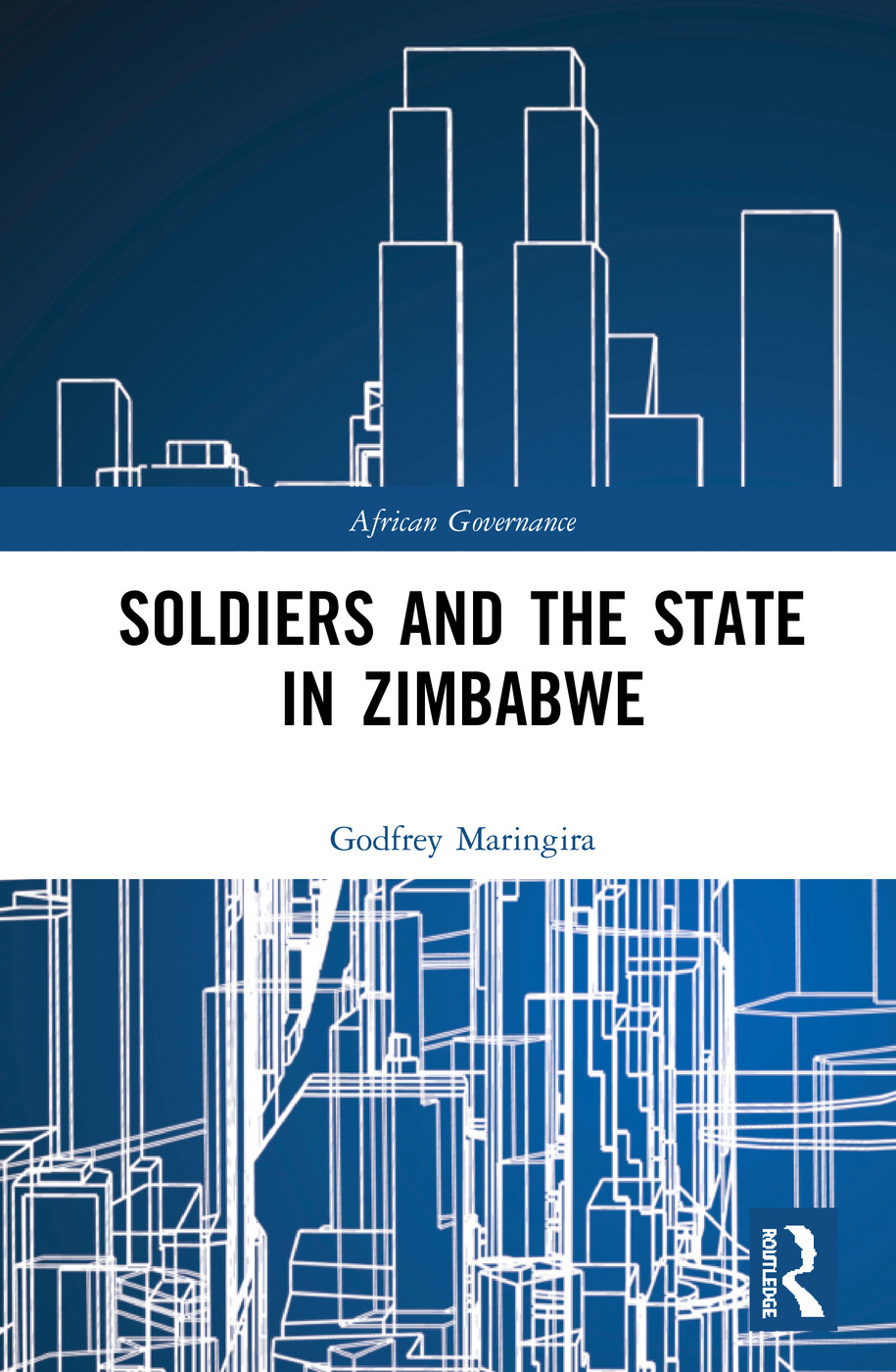 Soldiers and the State in Zimbabwe book cover