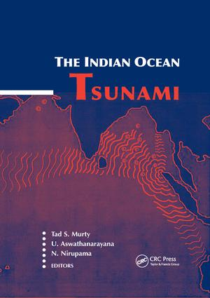 The Indian Ocean Tsunami book cover