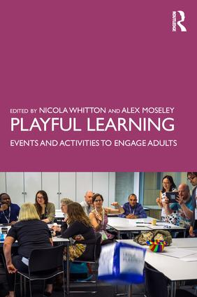 Playful Learning: Events and Activities to Engage Adults book cover