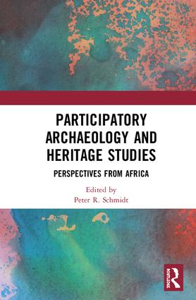 Participatory Archaeology and Heritage Studies: Perspectives from Africa book cover