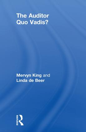 The Auditor: Quo Vadis? book cover