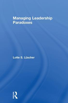 The organizational paradox