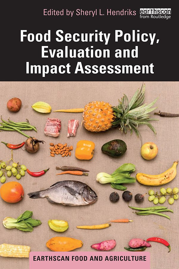 Food Security Policy, Evaluation and Impact Assessment book cover