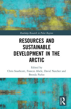 Resources and Sustainable Development in the Arctic book cover