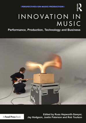 Innovation in Music: Performance, Production, Technology, and Business book cover