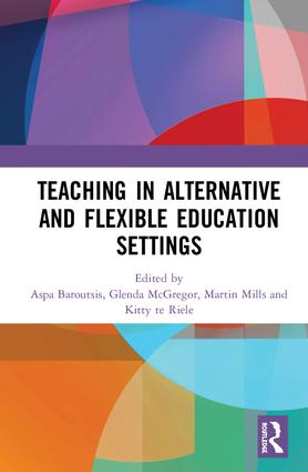 Teaching in Alternative and Flexible Education Settings book cover