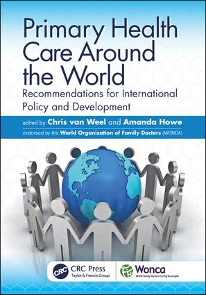 Primary Health Care around the World: Recommendations for International Policy and Development book cover