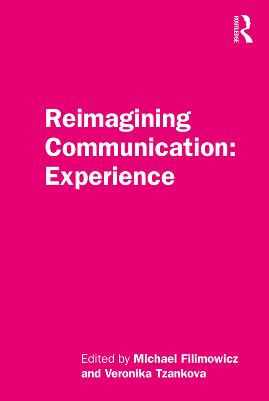 Reimagining Communication: Experience book cover