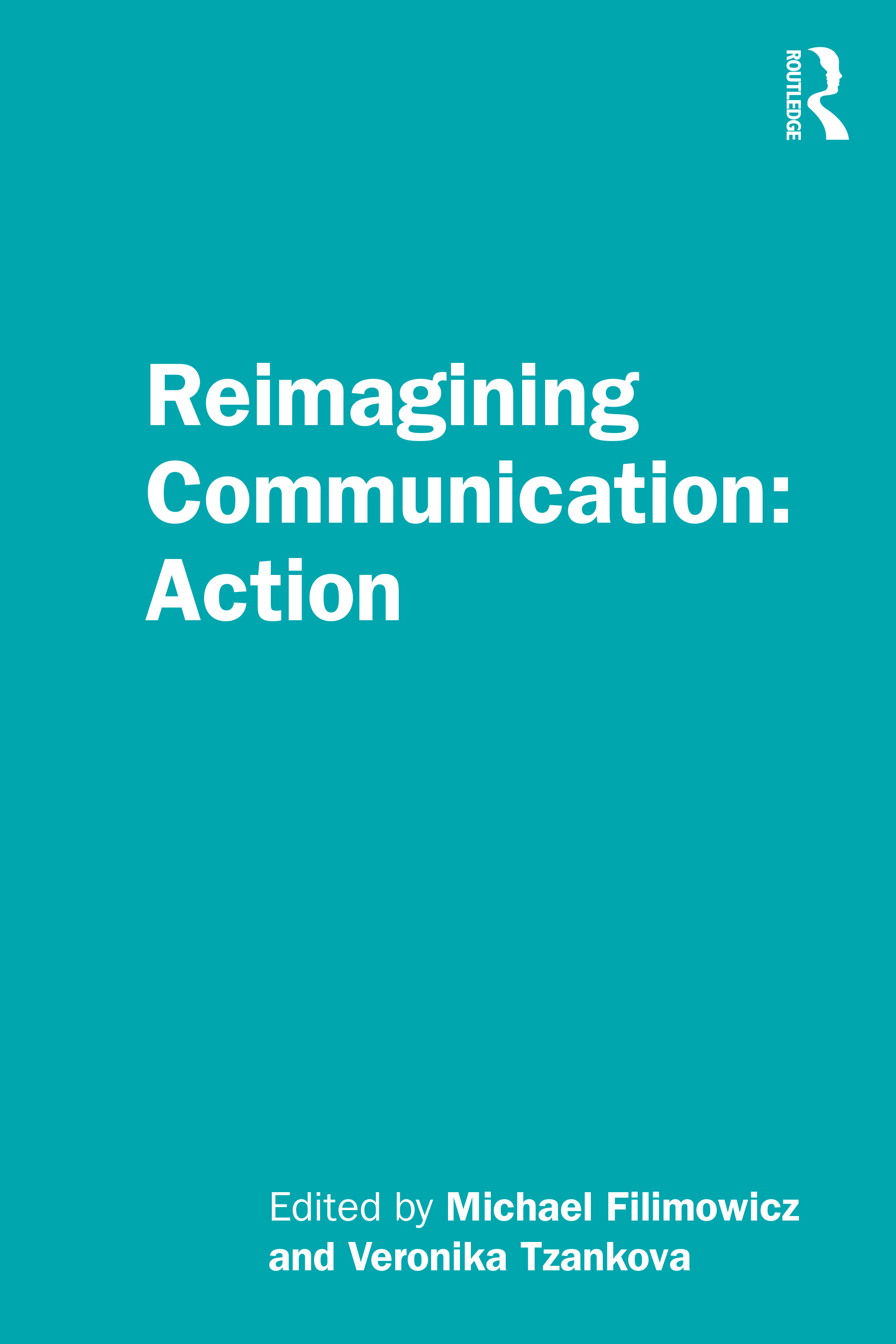Reimagining Communication: Action book cover