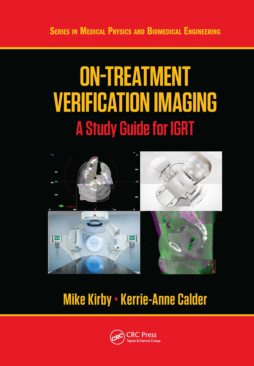 On-Treatment Verification Imaging: A Study Guide for IGRT book cover