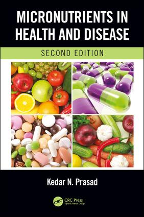 Micronutrients in Health and Disease, Second Edition book cover