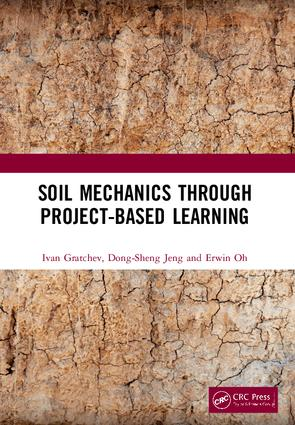 Soil Mechanics Through Project-Based Learning: 1st Edition (Paperback) book cover