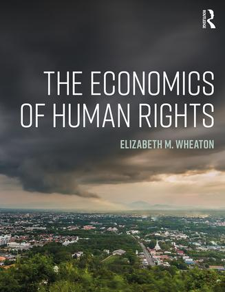 The Economics of Human Rights book cover