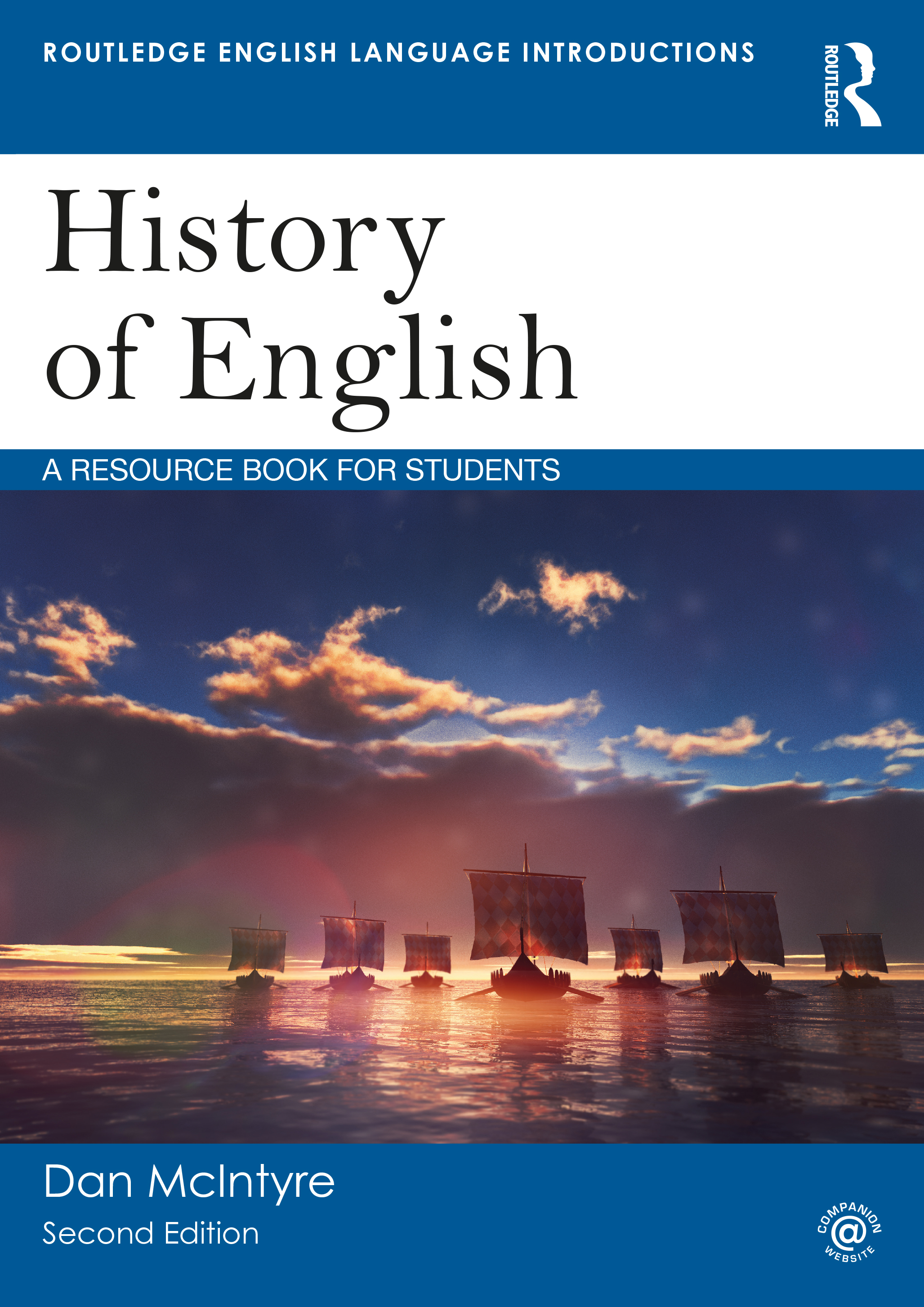 History of English: A Resource Book for Students, 2nd Edition (Paperback) book cover