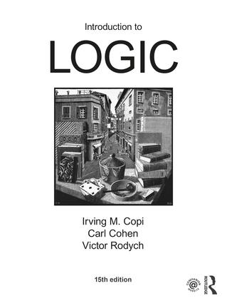 Introduction to Logic: 15th Edition (Hardback) book cover
