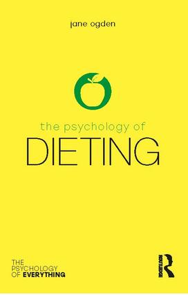 The Psychology of Dieting book cover