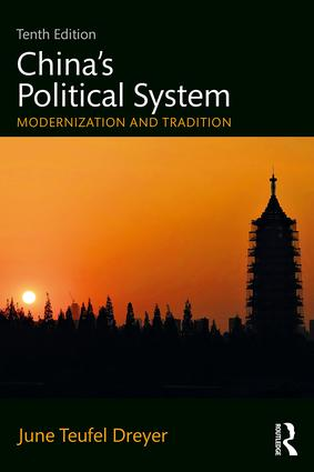 China's Political System: Modernization and Tradition book cover