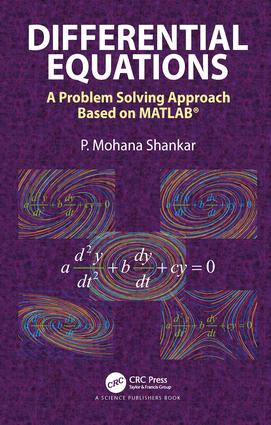 Differential Equations: A Problem Solving Approach Based on MATLAB, 1st Edition (Hardback) book cover