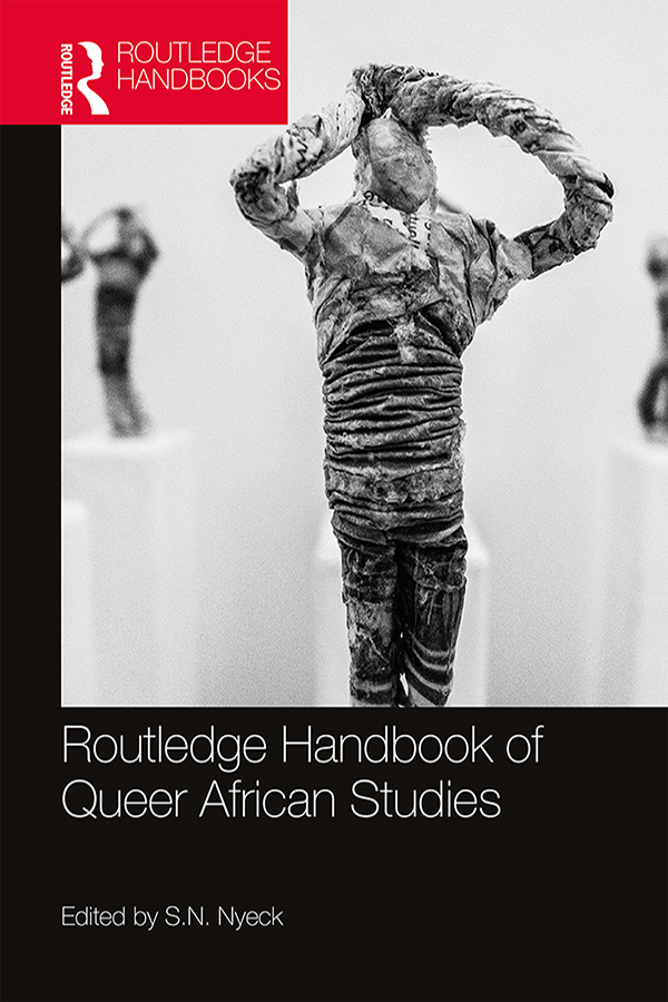 Routledge Handbook of Queer African Studies book cover