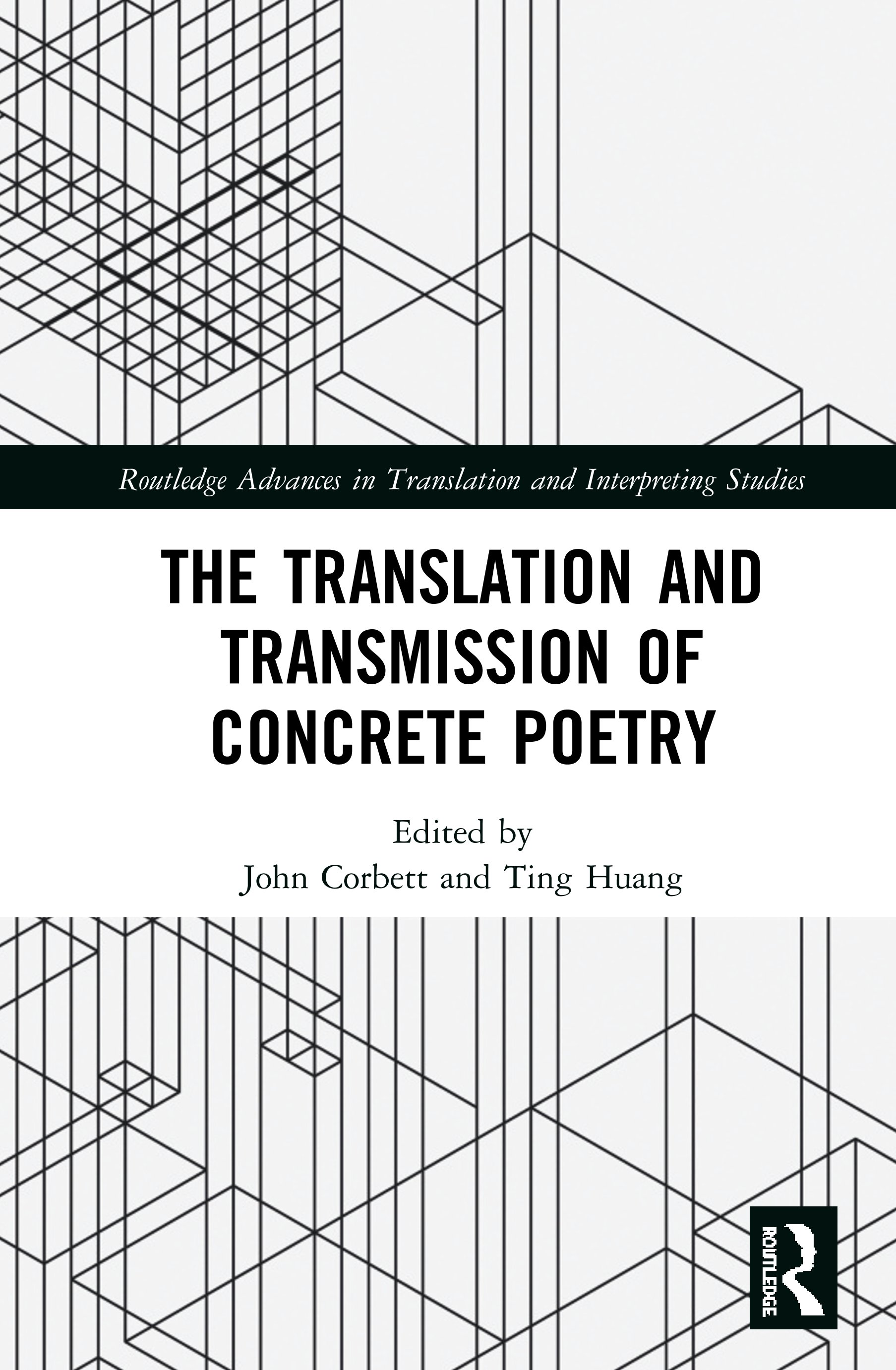 The Translation and Transmission of Concrete Poetry: 1st Edition (e-Book) book cover