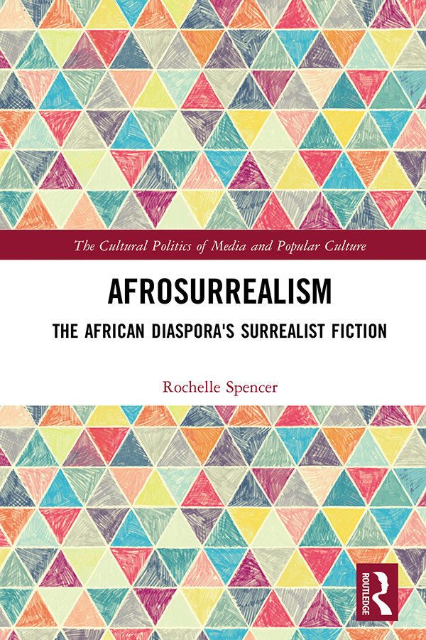 AfroSurrealism: The African Diaspora's Surrealist Fiction book cover