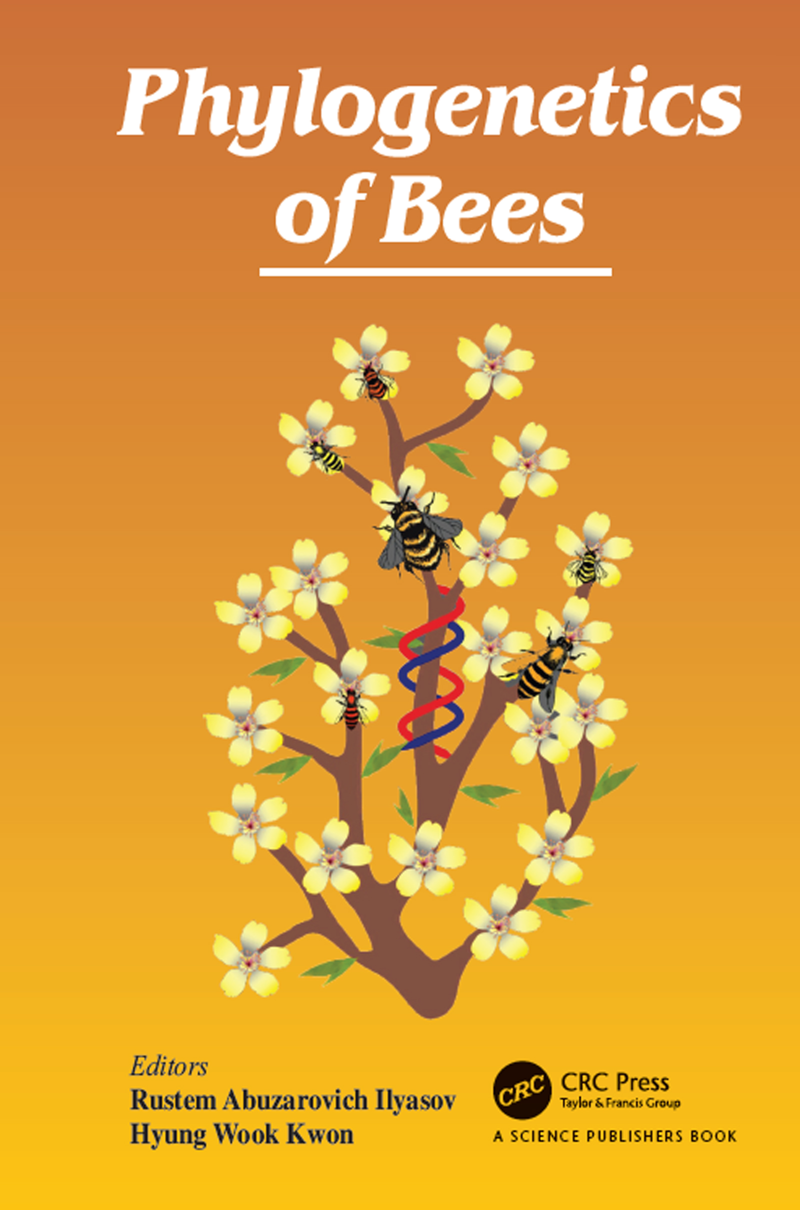 Phylogenetics of Bees: 1st Edition (Hardback) book cover
