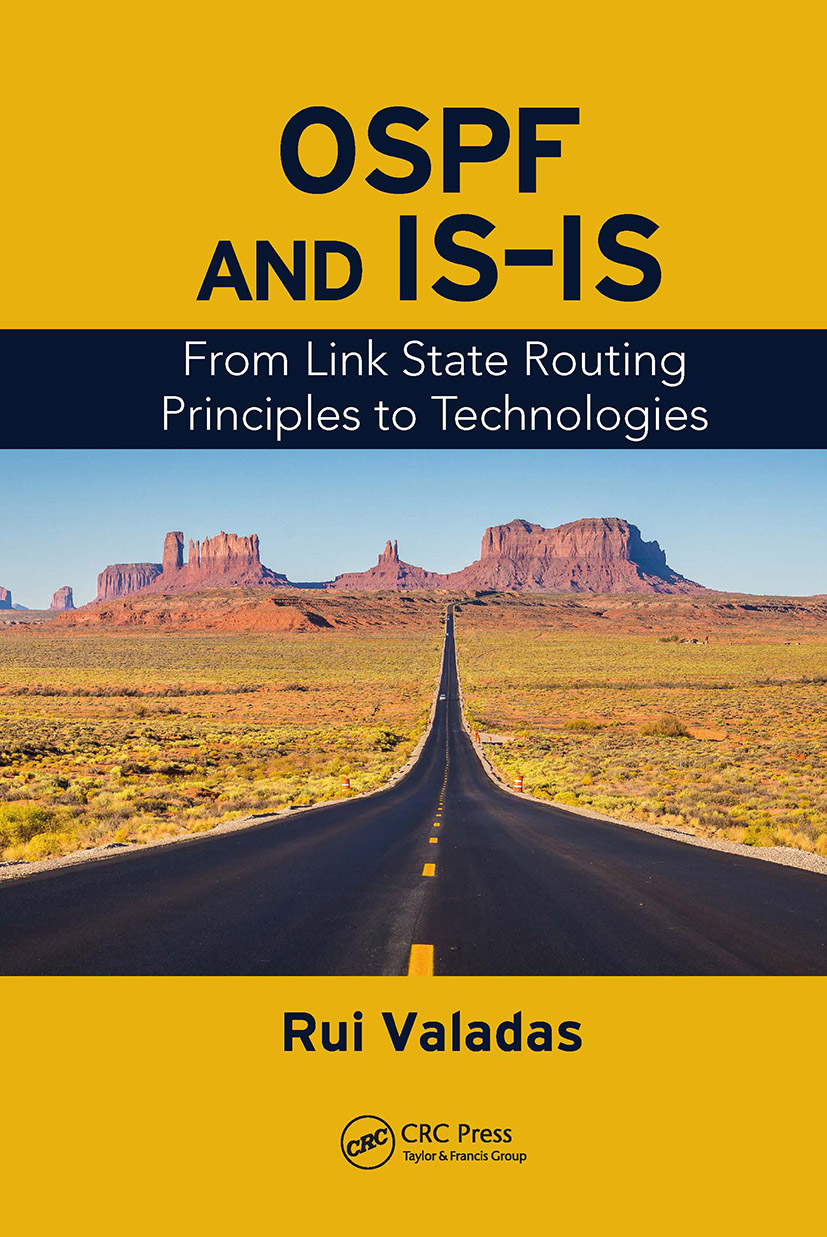 OSPF and IS-IS: From Link State Routing Principles to Technologies, 1st Edition (Hardback) book cover