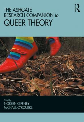 The Ashgate Research Companion to Queer Theory book cover