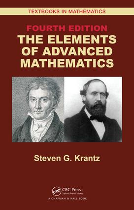 The Elements of Advanced Mathematics, Fourth Edition book cover