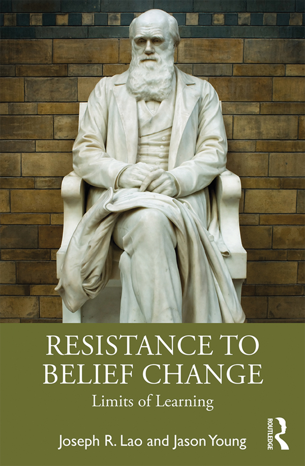 Resistance to Belief Change: Limits of Learning, 1st Edition (Hardback) book cover