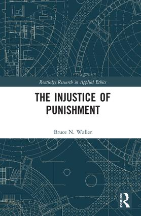 The Injustice of Punishment book cover