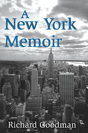 A New York Memoir: 1st Edition (Paperback) book cover