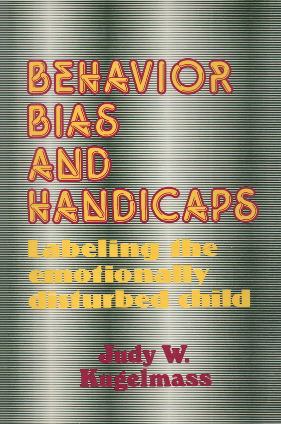 Behavior, Bias and Handicaps