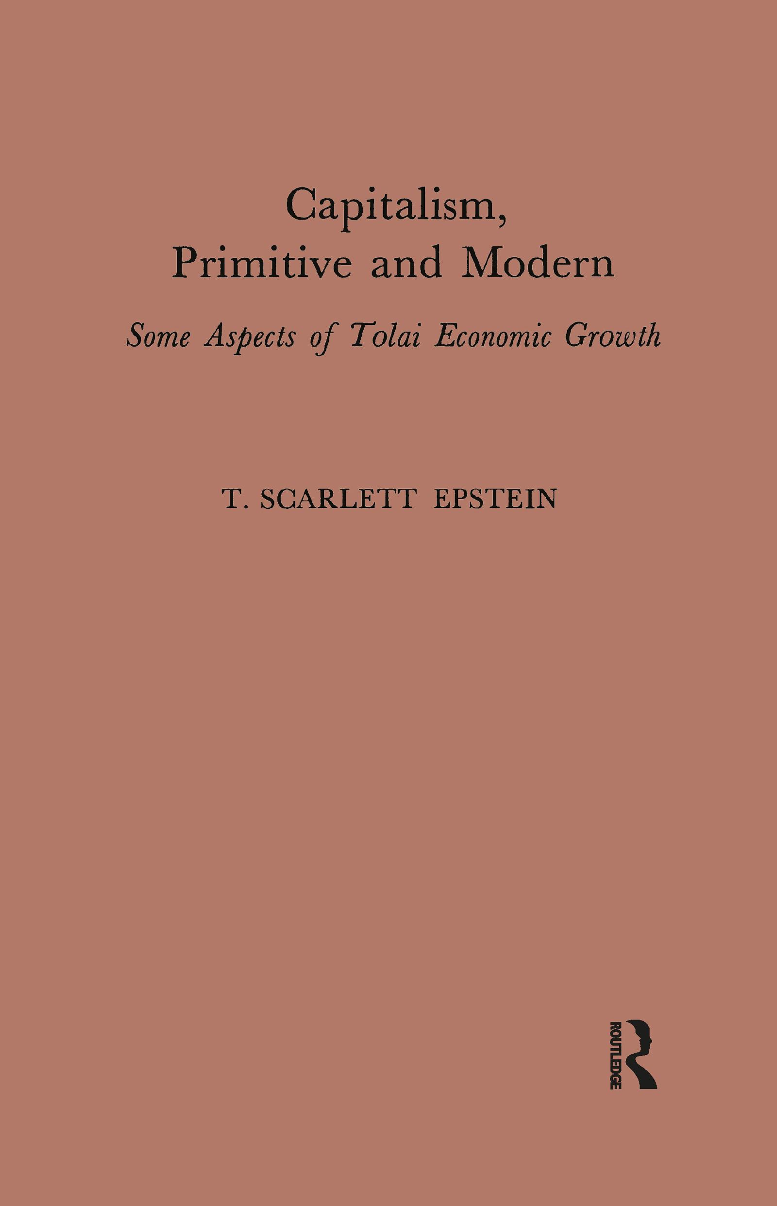 Capitalism, Primitive and Modern