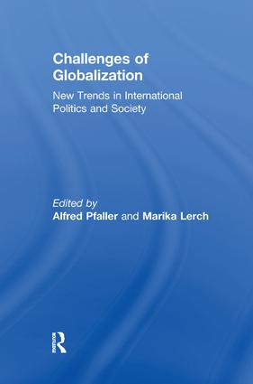 Challenges of Globalization: New Trends in International Politics and Society book cover