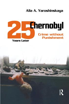Chernobyl: Crime without Punishment, 1st Edition (Paperback) book cover