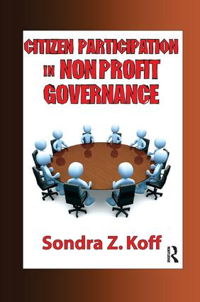 Citizen Participation in Non-profit Governance