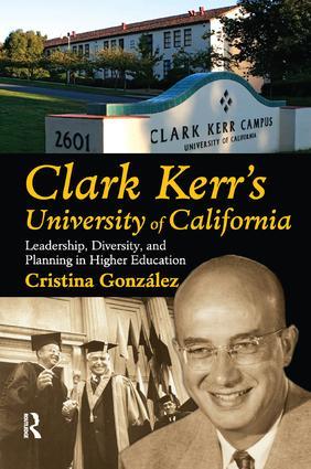 Clark Kerr's University of California