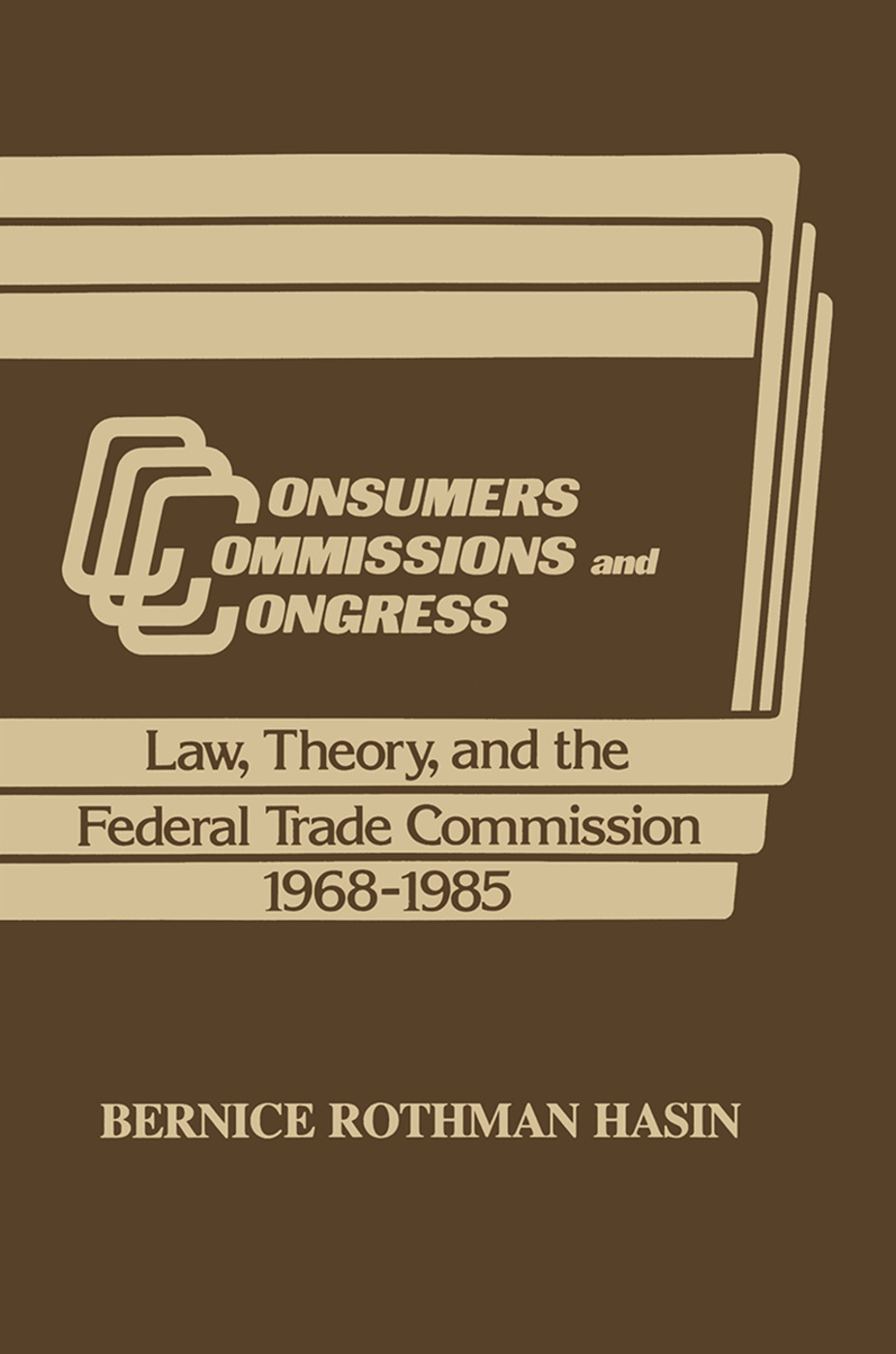 Consumers, Commissions, and Congress