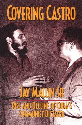 Covering Castro book cover